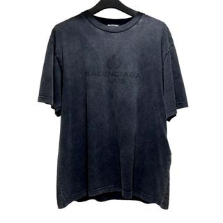 Balenciaga - バレンシアガ BALENCIAGA オーバーサイズTシャツ 20SS 【中古】