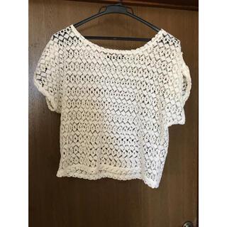 イング(INGNI)のレーストップス INGNI(Tシャツ(半袖/袖なし))