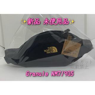 ザノースフェイス(THE NORTH FACE)のノースフェイス  Granule グラニュール NM71905 BG 匿名配送(ボディーバッグ)