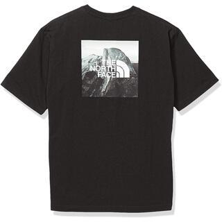 THE NORTH FACE - [ザノースフェイス] Tシャツ ショートスリーブピクチャードスクエアロゴティー