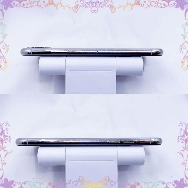 iPhone(アイフォーン)のSIMフリー Apple iPhoneX 64GB  039 スマホ/家電/カメラのスマートフォン/携帯電話(スマートフォン本体)の商品写真