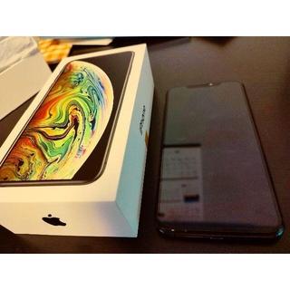 Apple - 【美品ジャンク品】iPhone XSmax 256GB スペースグレイ