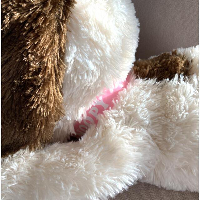 SNOOPY(スヌーピー)のスヌーピー SNOOPY      BIGぬいぐるみ   エンタメ/ホビーのおもちゃ/ぬいぐるみ(ぬいぐるみ)の商品写真