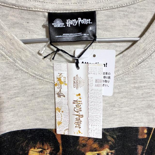 ハリーポッター ダニエル・ラドクリフ  ロン・ウィズリー  Tシャツ メンズのトップス(Tシャツ/カットソー(半袖/袖なし))の商品写真