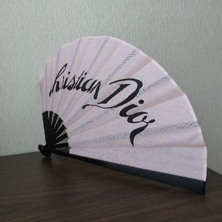【新品未使用品】ディオール非売品 Diorノベルティファンギフト 扇子のみ