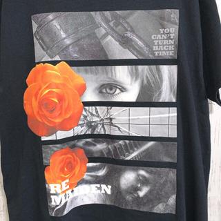 ヴィジュアル系Tシャツ ダメージ加工 V系 未使用