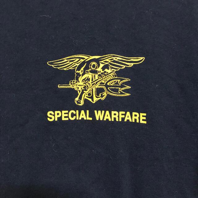 メンズTシャツ Sサイズ USネイビー メンズのトップス(Tシャツ/カットソー(半袖/袖なし))の商品写真