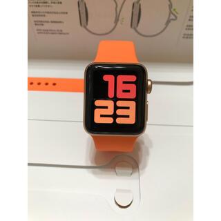 Apple Watch - Apple Watch Series 3 GPS セルラー  38mm