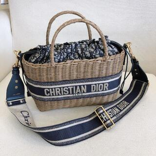 Dior - Christian Dior  ディオールかごバッグ