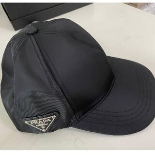 PRADA - 人気新品   Prada キャップ 男女兼用 黑#703