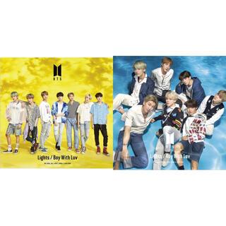 防弾少年団(BTS) - BTS/Lights CD 初回限定盤A+B 2枚セット