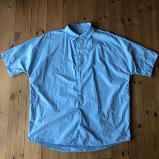 COMOLI - CASEY CASEY ケイシーケイシー 16HC209 Waga Shirt
