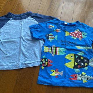 西松屋 - 半袖 Tシャツ 2枚