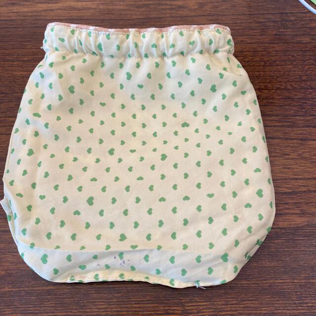 FEILER(フェイラー)のフェイラー ハイジ  巾着 中古 レディースのファッション小物(ポーチ)の商品写真