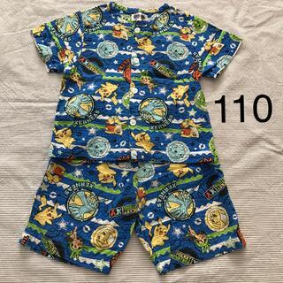 パジャマ《ポケモン》110サイズ 夏用(パジャマ)