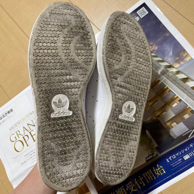 adidas(アディダス)のmirai様専用 アディダス スタンスミス オレンジ メンズの靴/シューズ(スニーカー)の商品写真