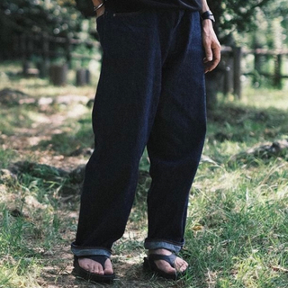 COMOLI - 今期 comoli 5P デニム 1 コモリ   ciota yaeca