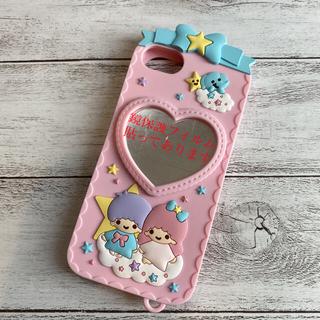 サンリオ - ♡ サンリオ iPhoneケース リトルツインスターズ キキララ ♡