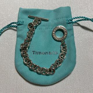 Tiffany & Co. - tiffany トグルブレスレット