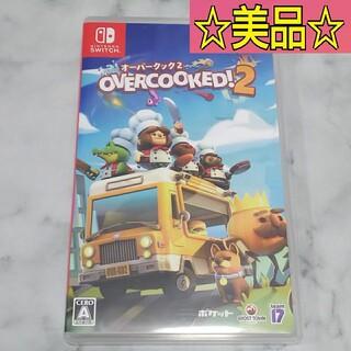 Nintendo Switch - 任天堂 Nintendo Switch オーバークック2 Overcooked2