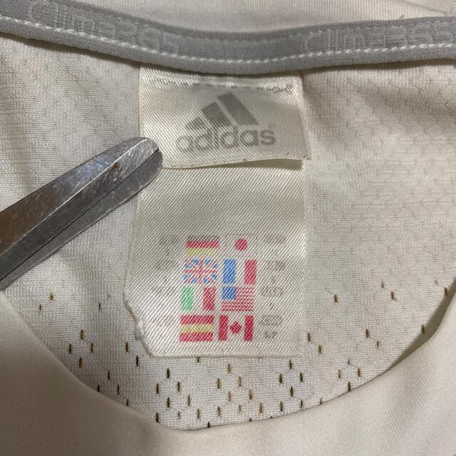 adidas(アディダス)のアディダス サッカー アンダーシャツM スポーツ/アウトドアのサッカー/フットサル(ウェア)の商品写真
