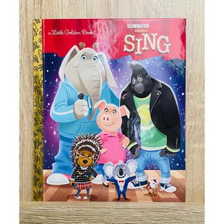 英語絵本 キッズ洋書 シング Sing 動物 animals(絵本/児童書)