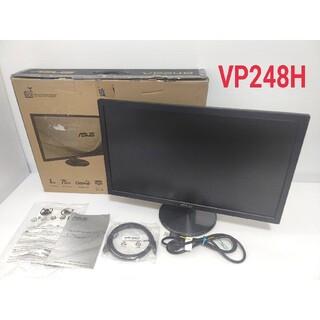 ASUS - 【美品】ASUS ゲーミングモニター VP248H 24インチ フルHD