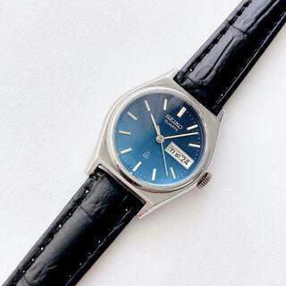 セイコー(SEIKO)のSEIKO レディースクォーツ腕時計 稼動品 ベルト未使用 曜日不動(腕時計)