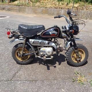 ホンダ モンキー 50cc ブラック