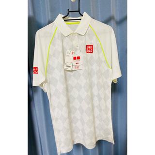 ユニクロ(UNIQLO)の錦織圭選手モデル テニスポロシャツ(ウェア)