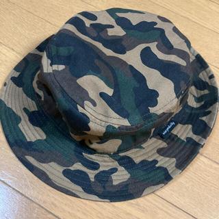 ジーユー(GU)のGU 帽子 迷彩柄(ハット)