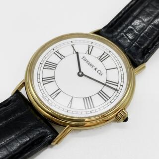 ティファニー(Tiffany & Co.)のティファニー TIFFANY&CO ティファニー【TIFFANY&CO【中古】(腕時計)
