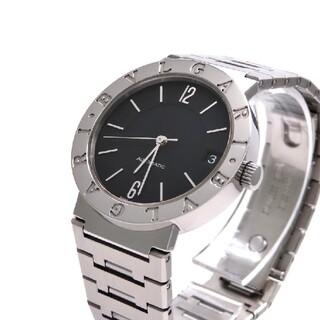 ブルガリ(BVLGARI)の【BVLGARI】ブルガリ 時計 'BB33SS' automatic☆極美品☆(腕時計(アナログ))