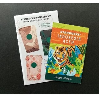 スターバックスコーヒー(Starbucks Coffee)のスタバ    エデュケーションカード(ノベルティグッズ)
