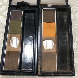 ヴィセ(VISEE)のヴィセリシェ カラーリングアイブロウパウダー2色セット(パウダーアイブロウ)