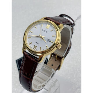 セイコー(SEIKO)のT369 新品★ SEIKO セイコー 50M クォーツ 腕時計 レディース(腕時計)
