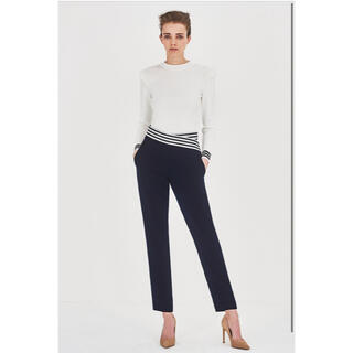 Drawer - BORDERS at BALCONY TAPERED PANTS テーパード