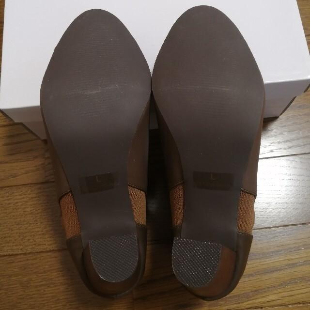 ESPERANZA(エスペランサ)のSOLO&DOUBLE   オープントゥサンダル レディースの靴/シューズ(ブーティ)の商品写真