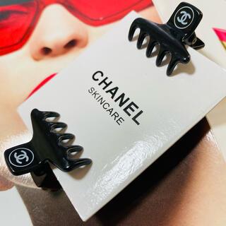 CHANEL - 新品★ シャネル ノベルティ ヘアクリップ 髪留め ヘアアクセサリー 非売品