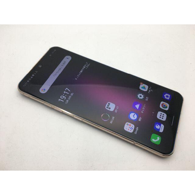 LG Electronics(エルジーエレクトロニクス)の200 SIMフリー ソフトバンク LG V60 ThinQ 5G A001LG スマホ/家電/カメラのスマートフォン/携帯電話(スマートフォン本体)の商品写真