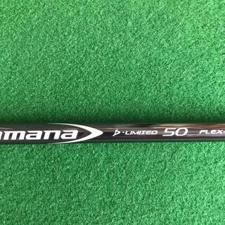 TaylorMade - DIamana  D-リミテッド  50  S