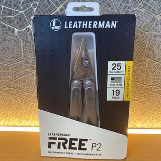 LEATHERMAN - Leatherman free p2 レザーマン フリー P2 マルチツール
