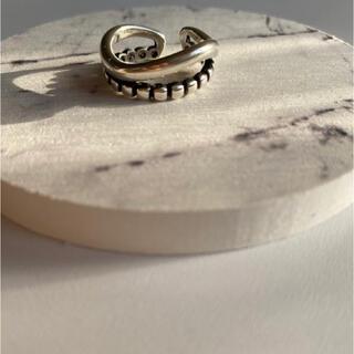 アメリヴィンテージ(Ameri VINTAGE)のsilver925♡ダブルリング(リング(指輪))
