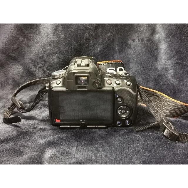 SONY(ソニー)のyk様専用 SONY α33 SLT-A33 ボディ スマホ/家電/カメラのカメラ(デジタル一眼)の商品写真