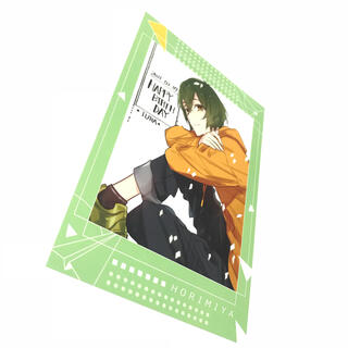 スクウェアエニックス(SQUARE ENIX)のホリミヤ ホリミヤ展 井浦秀 2000円購入特典ポストカード (キャラクターグッズ)
