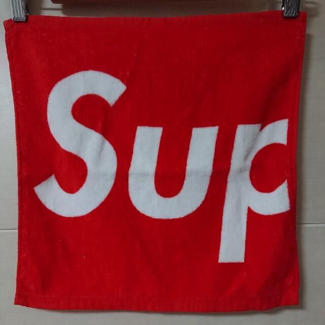 Supreme(シュプリーム)のSupreme シュプリーム ハンドタオル 未使用 メンズのファッション小物(その他)の商品写真