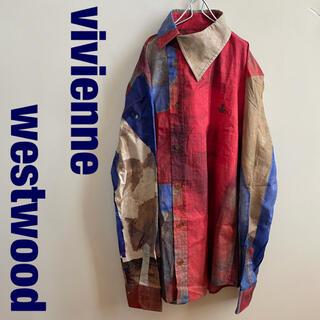 Vivienne Westwood - Vivienne Westwood Man シャツ  ユニオンジャック