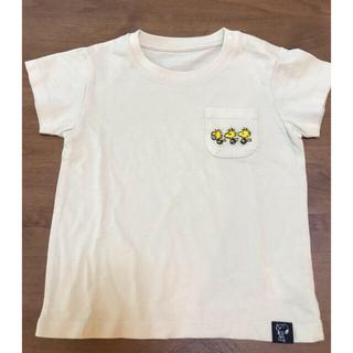 ユニクロ(UNIQLO)のユニクロ ベビー スヌーピー Tシャツ UT  80(Tシャツ)