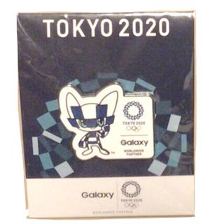 ギャラクシー(Galaxy)の東京オリンピック パラリンピック TOKYO 2020(バッジ/ピンバッジ)
