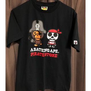 アベイシングエイプ(A BATHING APE)のエイプTシャツ(シャツ)